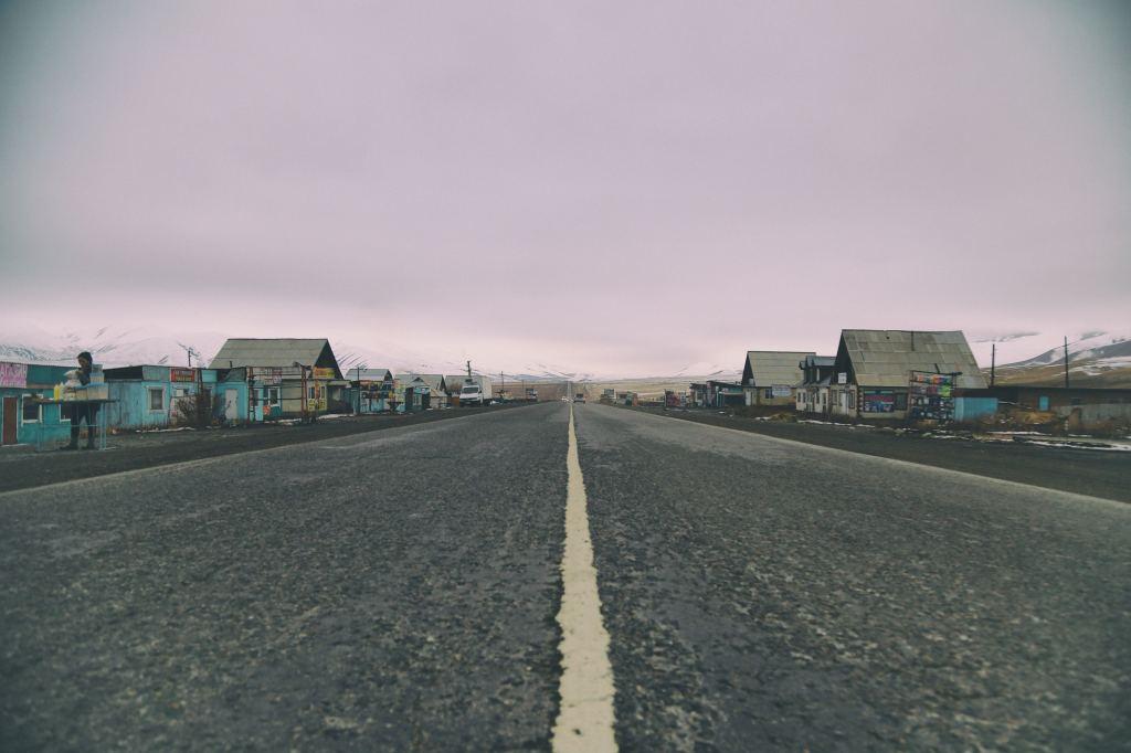 Street in Asia